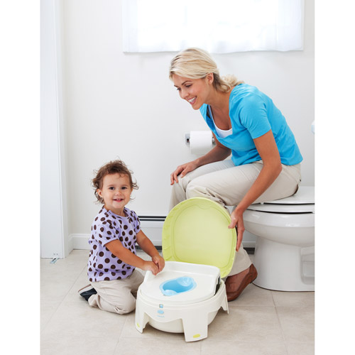 The First Years - 4-in-1 Potty Training System