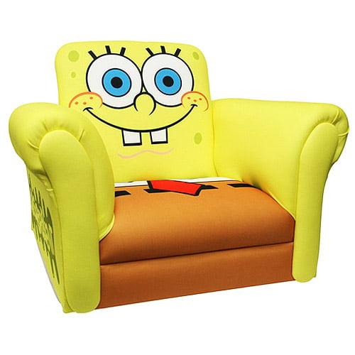 Nickelodeon - SpongeBob SquarePants Deluxe Rocking Chair