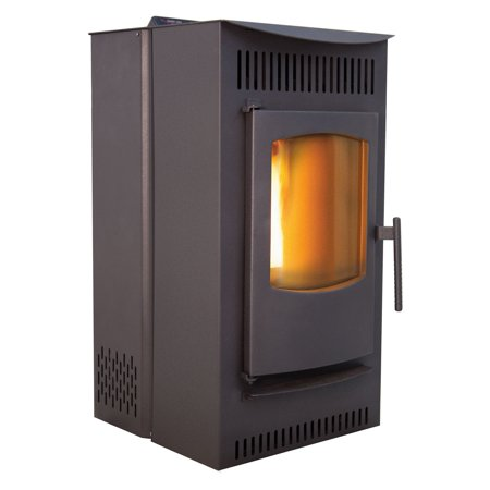 Castle Serenity Wood Pellet Stove with Smart (Best Pellet Stove Insert 2019)