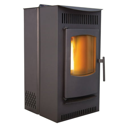 - Castle Serenity Wood Pellet Stove with Smart Controller