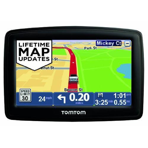 Refurbished TomTom Start45M 4.3 Inch Automotive GPS Navigator