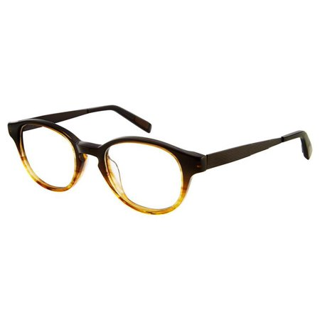 4ad1622352 EDDIE BAUER OPTHALMIC COLLECTION EB 32014 Eyeglasses BR Brown - Walmart.com
