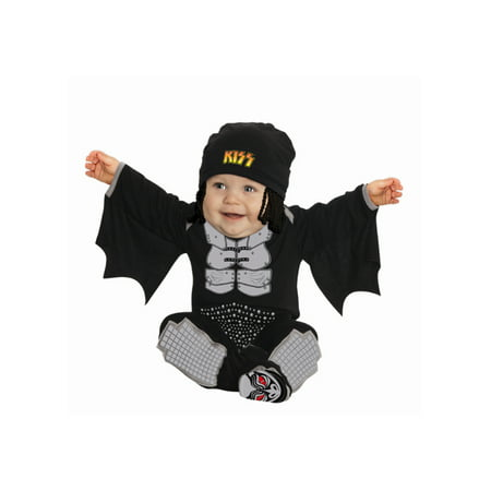 Kiss Baby Demon Onesie Costume Rubies 881549](Diy Demon Costume)