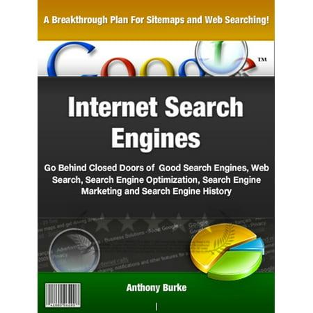 Internet Search Engines - eBook