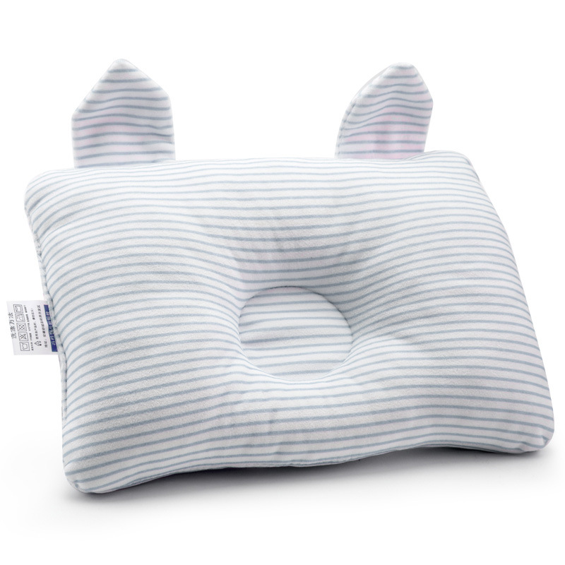 Baby Shaping Pillow Prevent Flat Head Infants Bedding