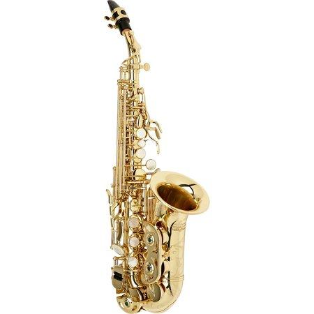 Allora Vienna Series Intermediate Curved Soprano Saxophone AASC-503 - - Blow Up Saxophone