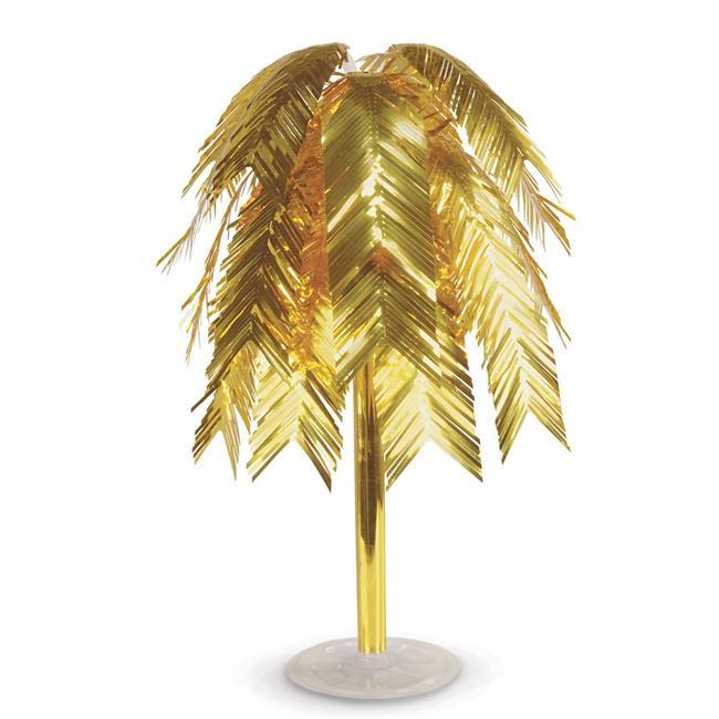 24 Beistle 53440-GD Metallic Cascade Centerpiece Gold