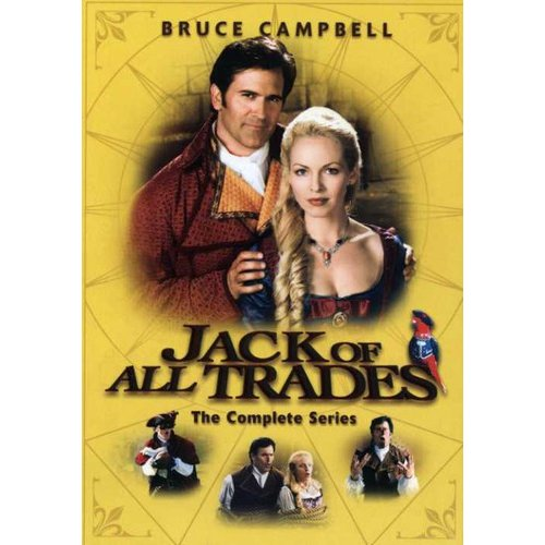 Jack Of All Trades: The Complete Series (Full Frame)