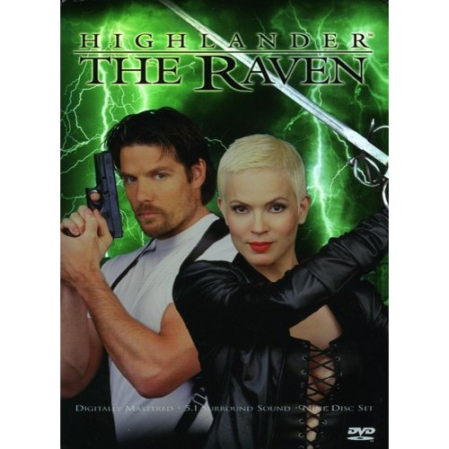 Highlander: The Raven [9 Discs] [With CD]