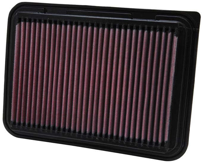 K N Filters 33 2360 Air Filter FilterCharger R Washable Red