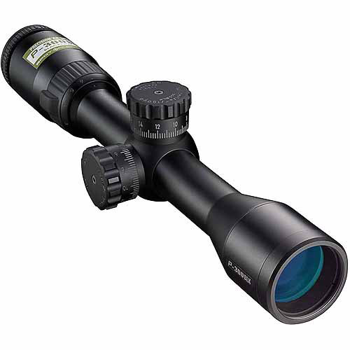 Nikon Rifle Scope 6797 P-300 2-7x32 BDC SuperSub Reticle, Matte Finish