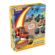 Blaze and the Monster Machines Axle City Adventure Game