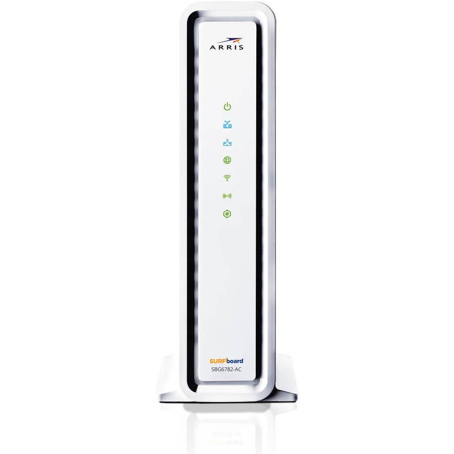 Refurbished ARRIS SURFboard SBG6782AC DOCSIS 3.0 Cable Modem/ Wi-Fi AC1750 Router