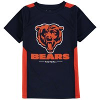 Product Image Chicago Bears NFL Pro Line by Fanatics Branded Youth Team  Lockup Colorblock T-Shirt - 631128e21