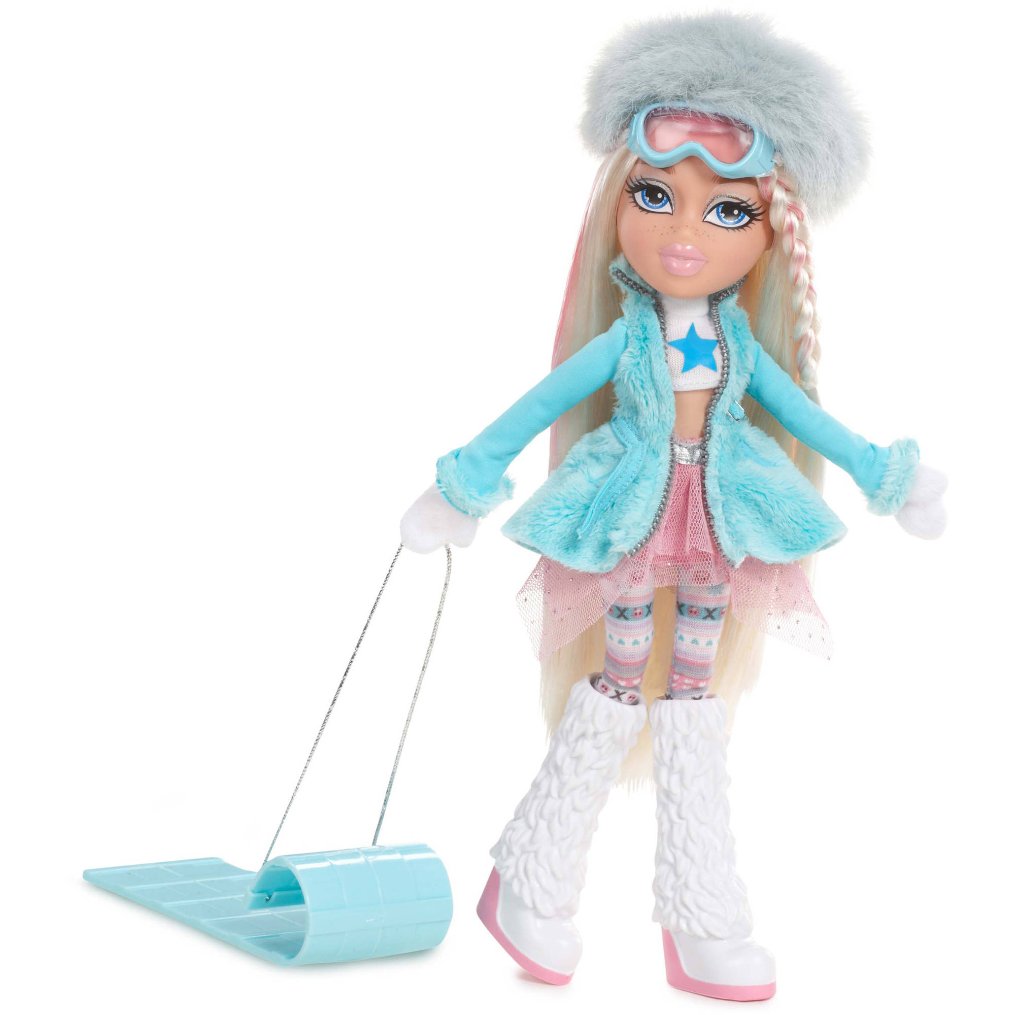 Bratz SnowKissed Doll, Cloe