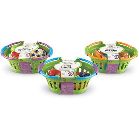 Learning Resources New Sprouts Healthy Basket Bundle