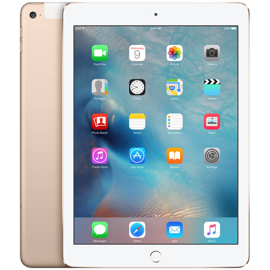 Stay connected and entertained with iPads and tablets