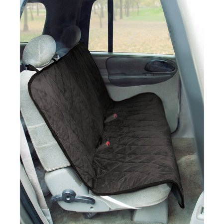 Quilt Suede Waterproof Tear Proof Bench Style Car Seat