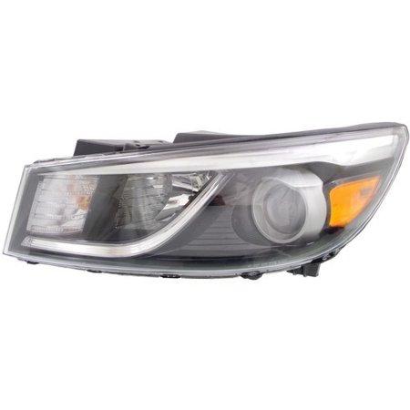Go Parts 2017 Kia Sedona Headlight Headlamp Embly Front Nsf Certified
