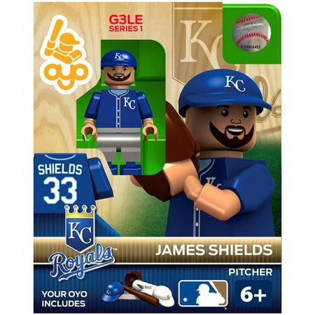 MLB Generation 3 Series 1 James Shields