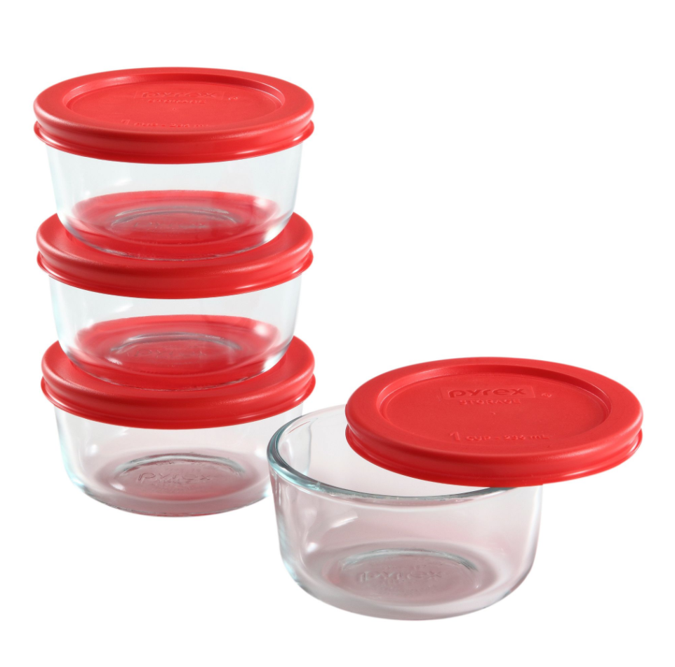 Pyrex Simply Store 8-piece Value Pack