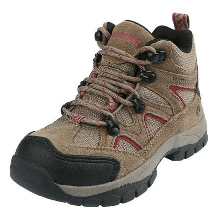 Northside Snohomish Junior Leather Waterproof Hiking Boot Little Kid/Big