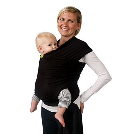 Baby Wrap Black Front And Infant Hold By Boba Walmart Com