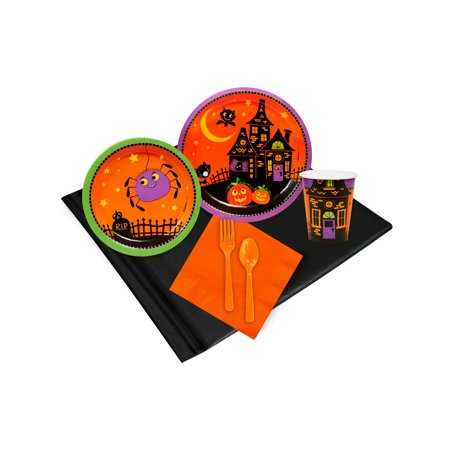 Trick or Treat Halloween Party Pack - Uga Halloween Party
