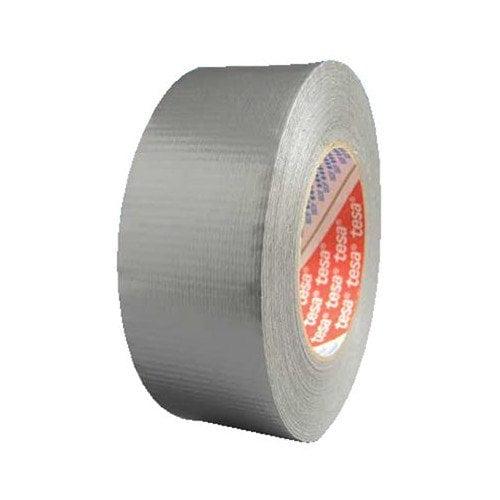 Tesa Tapes Tesa Tapes - Utility Grade Duct Tapes 3''X60Yds Silver Duct Tape Economy Grade: 744-64613-09002-00 - 3''x60yds silver duct tape economy grade