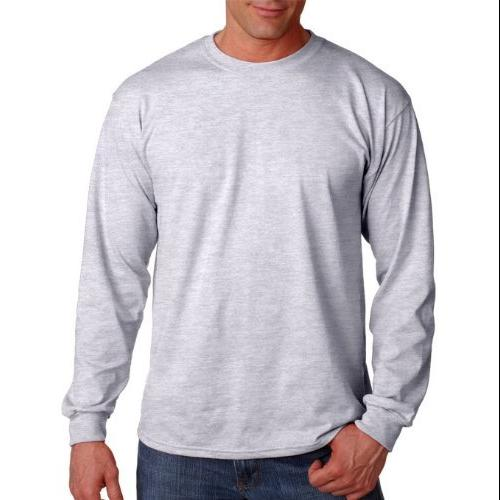 Gildan Men'S 50-50 Heavyweight Long Sleeve Shirt