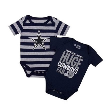 Dallas Cowboys Merchandise Dallas Cowboys Infant Cuteness Bodysuit