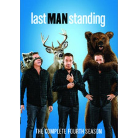 Last Man Standing: The Complete Fourth Season (DVD) - Last Man Standing Halloween