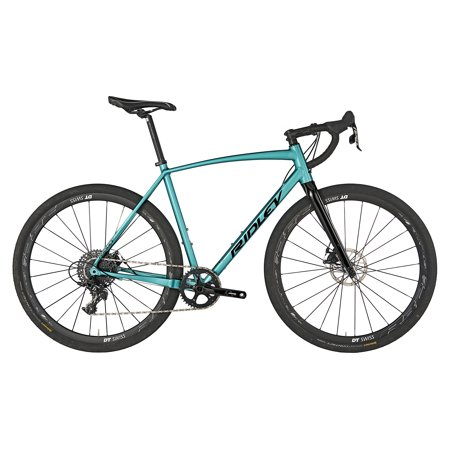 Ridley X-Trail Gravel Bicycle - Alloy Frame with 650b Wheels and SRAM Apex 1 Groupset / Size M