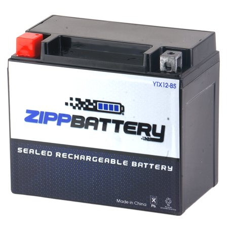YTX12-BS Motorcycle Battery for TRIUMPH Sprint ST, Speed Triple 1050 CC