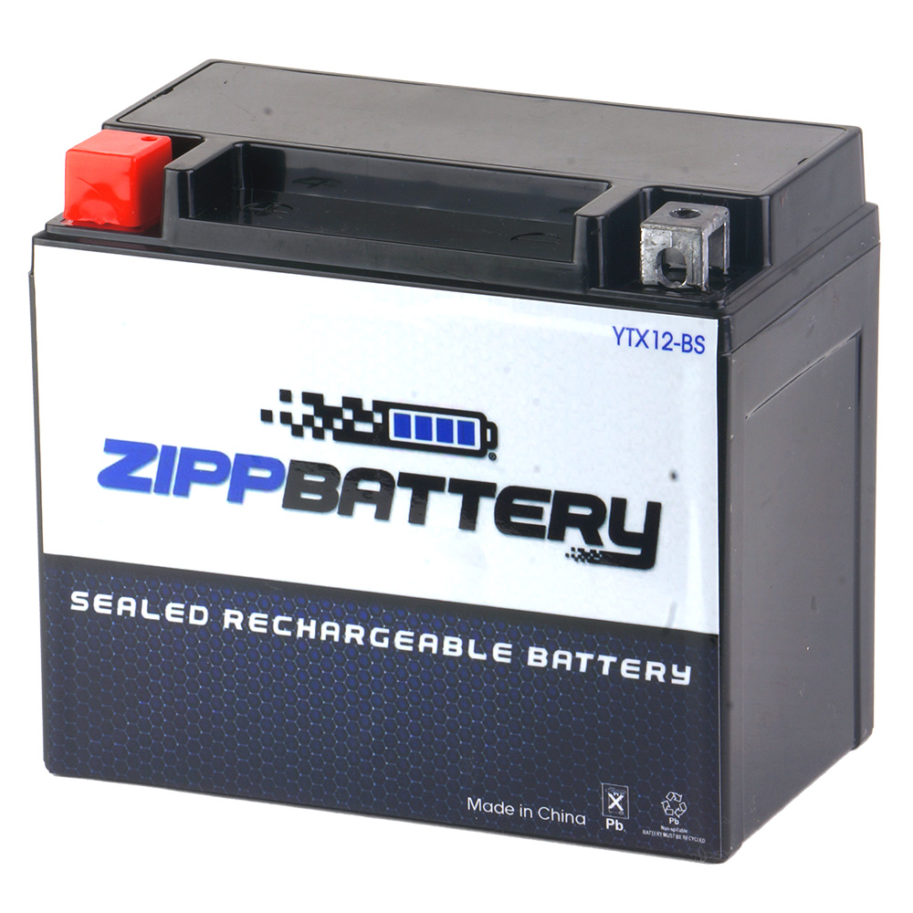 YTX12-BS Motorcycle Battery for Honda 750cc VF750C C2 D Magna 1998