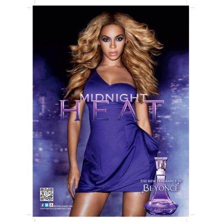 Beyonce Midnight Heat Eau De Parfum  1 Fluid Ounce