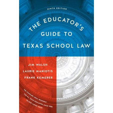 The Educator's Guide to Texas School Law : Ninth (Fashion From Concept To Consumer 9th Edition Ebook)