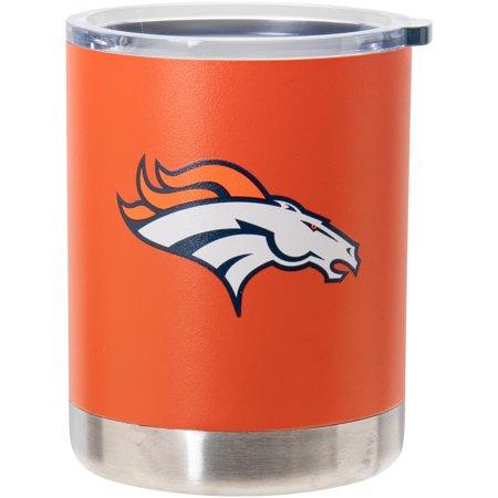 Denver Broncos 10oz. Matte Low Ball Tumbler - No Size