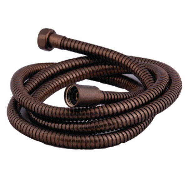 """Moen A726 69"""" Metal Hand Shower Hose with 1/2"""" IPS Connection"""