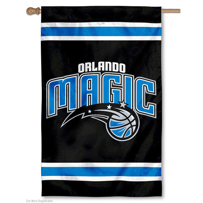 "NBA Applique Banner 44"" X 28"", Orlando Magic"