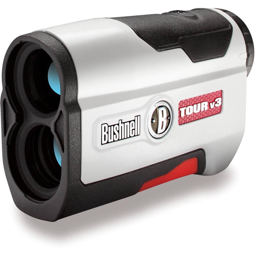 New, Bushnell TourV3 Laser Rangefinder w/ Case