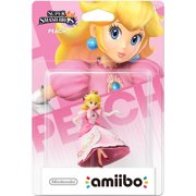 Princess Peach Amiibo - Super Smash Bros Series [Nintendo Switch Wii U 3DS] NEW