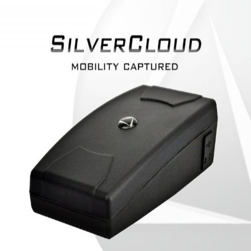 SilverCloud Silver Cloud Covert Realtime GPS Tracker - Tr...