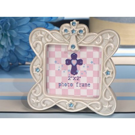 Blessed events Cross design photo frame [SET OF 24], Looking for a lower quantity or personalization? Please go to Seller Help to contact us By Cassiani