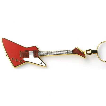 Harmony Rod - Harmony Jewelry Gibson Explorer Necklace in Gold and Red