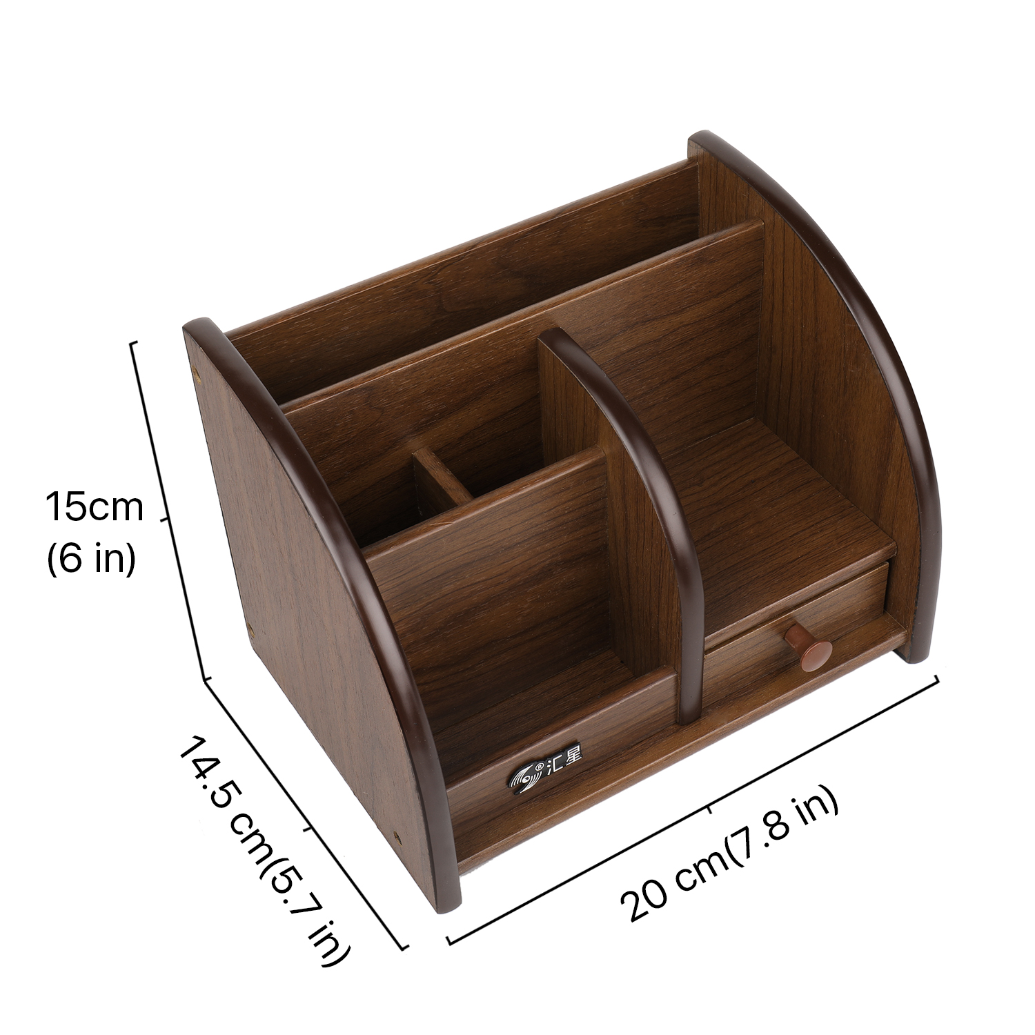 18cm//7.09in Yarn Bowl for Knitting Natural Crafted Wooden Yarn Bowl Knitting Accessories Holder for Home Decoration