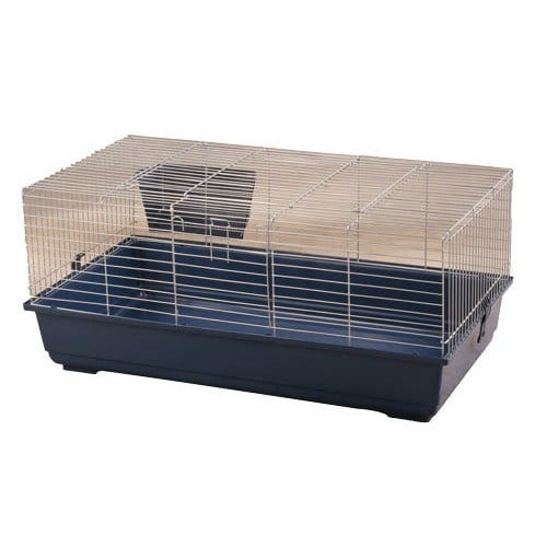 A AND E CAGE COMPANY LLC Rabbit/Guinea Pig Plastic/Metal Wire Cage