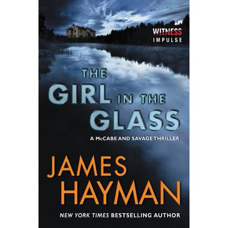 McCabe and Savage Thrillers: The Girl in the Glass - Girl Glasses