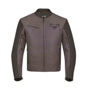 Victory Motorcycle New OEM Men's Black Bagger Riding Jacket, Small, 286618202