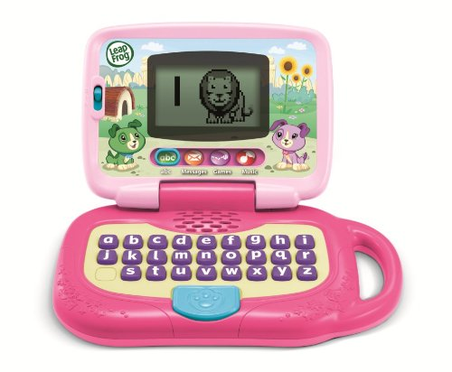 LeapFrog 19167 My Own Leaptop, Pink, USA, Brand LeapFrog Enterprises by